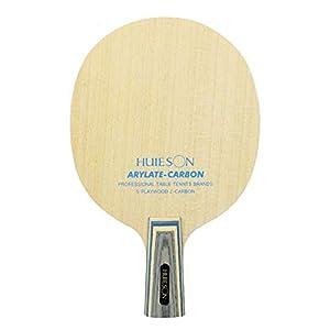 YUnnuopromi 7 Lagen arylate Carbon Tisch Tennis Schläger Bodenplatte Ping Pong Parts