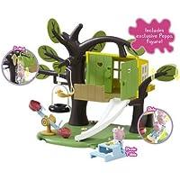Character Options Peppa Pig - Juego de casa del árbol