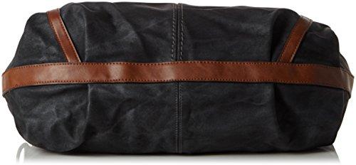 Tom Tailor Acc Ladies Shopper Gesa, 44x25x15 Cm Nero (nero 60)