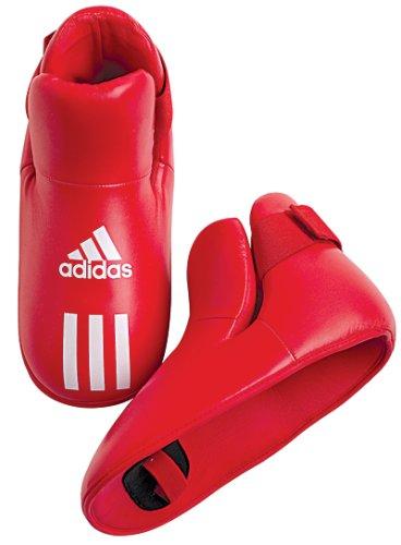 per Safety Kick, rot, S (Taekwondo-ausrüstung Von Adidas)