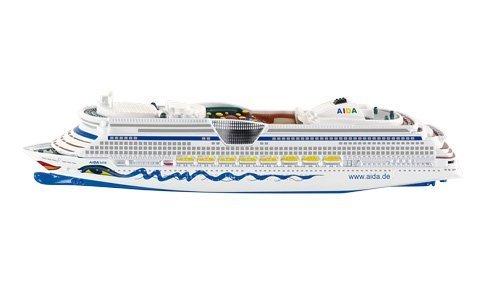 Preisvergleich Produktbild Siku 1720 - Cruise Ship AIDA by ToyCenter