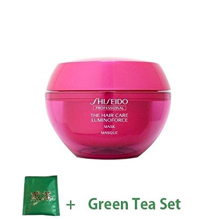 Shiseido Professional Lumino Force Hair Mask 200g (Green Tea Set) -