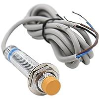 heschen detector de interruptor de sensor de proximidad inductivo LJ12A3–4-Z/BX 4mm 6–36VDC 300mA NPN normalmente abierto (no) 3alambre