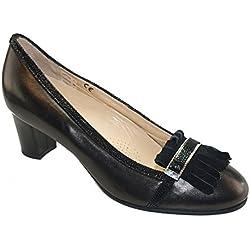 Sabatini Calzature , Damen Pumps, Schwarz - schwarz - Größe: 39