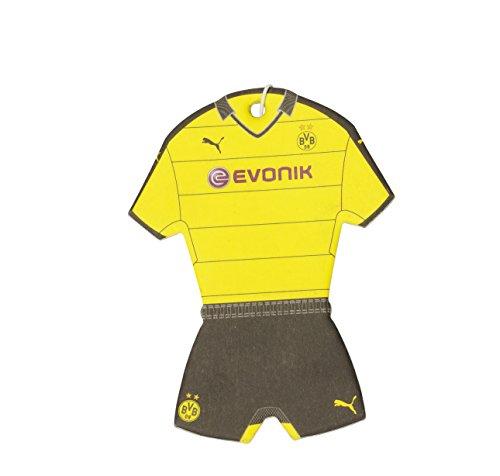 Borussia Dortmund Lufterfrischer, Duftbaum, Airrefresher 3er-Set 2015/2016