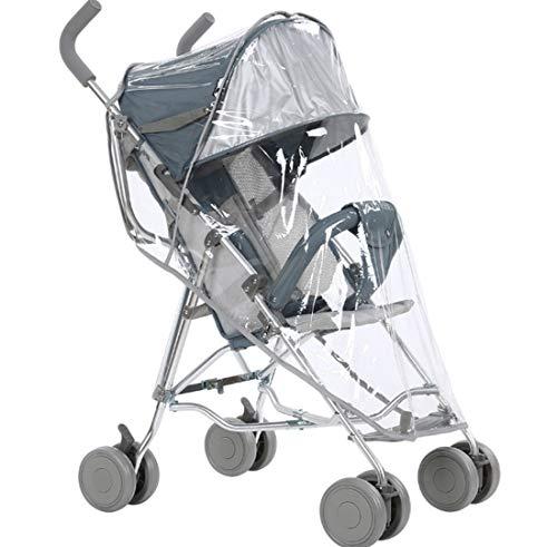 HDWY Baby-Kinderwagen Umbrella Auto Regen-Sichere Abdeckung Poncho Windschild