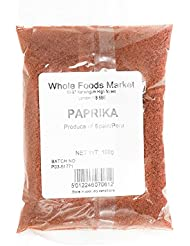 Whole Foods Market Paprika, 100 g