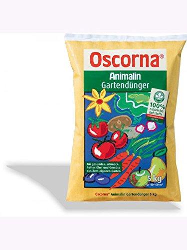 Oscorna-Animalin Gartendünger 5Kg
