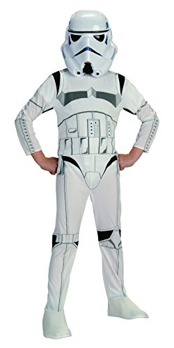 Wars Kind Kostüme Stormtrooper Rebels Star (Rubies Star Wars Rebels Imperial Stormtrooper Costume, Child Large by)