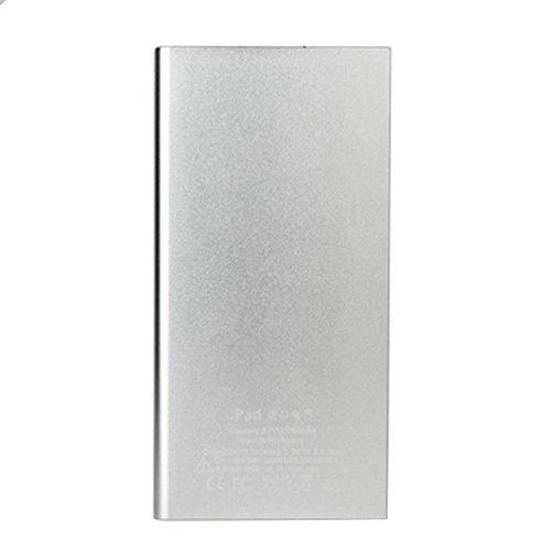 COLORFUL (TM) 20000mAh Portable USB externes Ladegerät Power Bank für iPhone ,iPad 2 3 4 Mini Air, iPod, Samsung, Blackberry, Mp3 ,Mp4 ,PSP etc. (Silber) - Samsung Bluetooth Mobile Pda