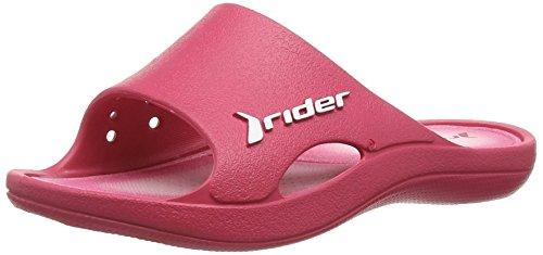 Lunar Unisex Kinder Bay V Kids Dusch-& Badeschuhe, Pink (Pink 22927), 32 EU (Pink Sandalen Thong)