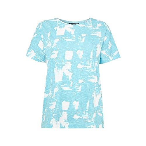 bed-head-by-tigi-camiseta-sin-mangas-para-mujer-azul-turq