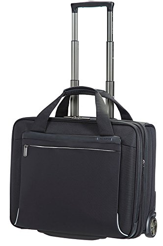 "Samsonite Spectrolite Business Case/wh 15.6"" 22 Liters Black (Black) 57627 BLACK"