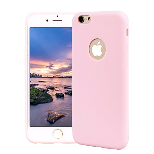 Funda iPhone 6 Plus, Carcasa iPhone 6S Plus Silicona