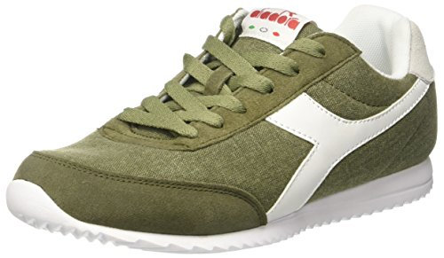 diadora-unisex-adults-jog-light-c-sneaker-low-neck-green-verde-rosmarino-9-uk
