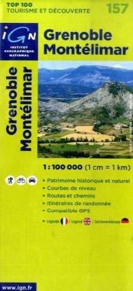 Grenoble/Montelimar: IGN.V157