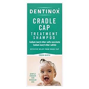 Dentinox Cradle Cap Treatment Shampoo for Babies