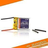 ACME - Ersatzakku für zoopa 150er Helikopter   180mAh LiPo Akku   ohne Löten einzubauen (AA0150-E)