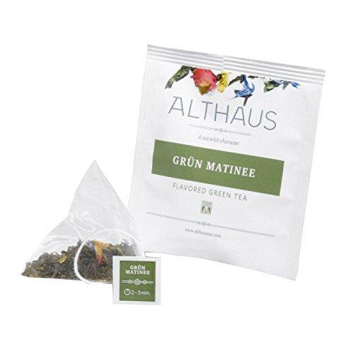 Althaus Pyra Pack Grün Matinee 15 x 2,75 g