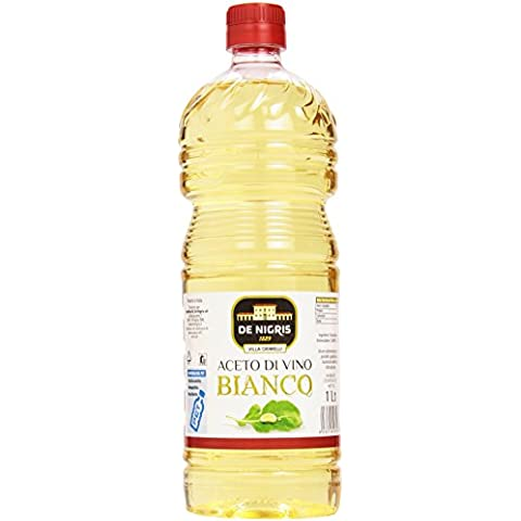 De Nigris - Aceto, Di Vino Bianco - 1000 Ml