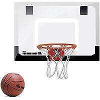 Sklz Pro Mini Hoop XL - Canasta interior de baloncesto