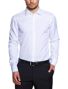 Jacques Britt Herren Businesshemd Slim Fit 20.969513-01