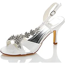 Scarpe Sposa it 5 Amazon Da Tacco 1YRxnq