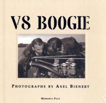 V8 BOOGIE: What's the Smell of Rock'n Roll?