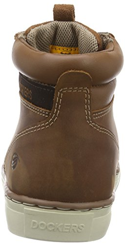 Dockers by Gerli 33EC010-400420 Herren Hohe Sneakers Braun (reh 410)