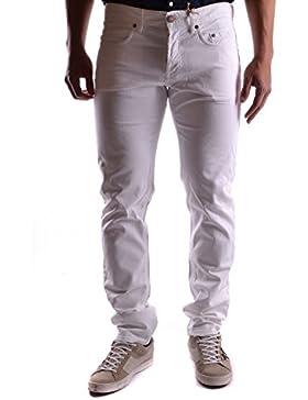 Siviglia Hombre MCBI278004O Blanco Algodon Jeans