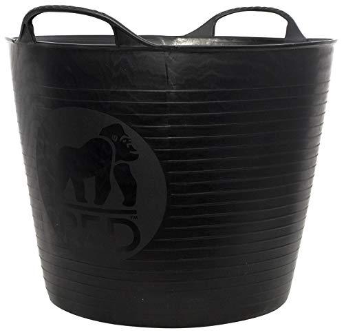 Decco Ltd Dicoal SP26GBK - Cubo Flexible Negro Gorilla