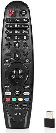 جهاز تحكم عن بُعد متطور لاجهزة التلفاز الذكية ال جي المختارة في 2017 ذات الموديل 55UK6200 وايضًا بديلة لـ AM-H