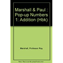 Pop-Up Numbers, Number One: Addition
