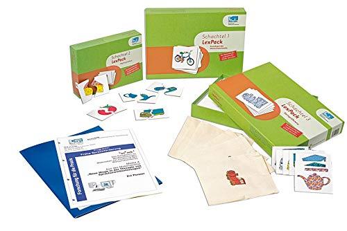 KonLab LexPack / Therapie- und Förderpaket für Kinder: KonLab LexPack: Paket aus den Einzelbestandteilen