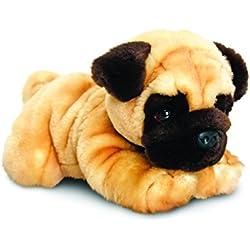 Keel Toys - Perro de peluche (13x30x13 cm) (64568)