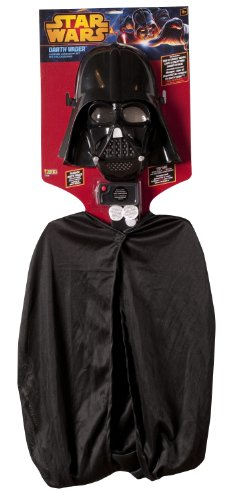 ollection Darth Vader Costume Accessory Set with Sound Effect Generator ()