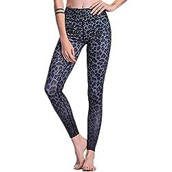 Pantalón Deportivo de Mujer Stillshine Pantalones de Yoga Leggings Elásticos para Pilates Running Fitness Ejercicio Gimnasio Mallas Deportivas para Mujer (Style 2, S)