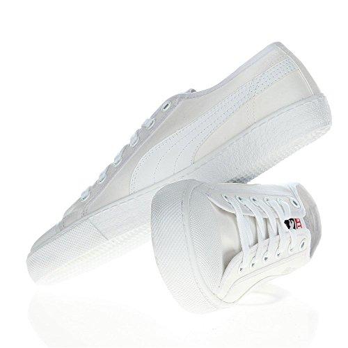 Mens Puma Ibiza Heritage Trainers White Blanc