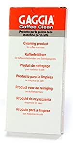 Gaggia 21001685 Coffee Oil Remover Cleaning Tablets (10 Pack)
