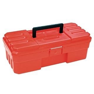 Akro-Mils 9912 ProBox Werkzeugkoffer, Kunststoff, 30,5 cm, Rot