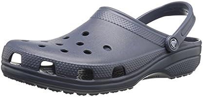 Crocs Classic Sabot U, Unisex Adults' Mules, Grey (Stor), W 8 UK/ M 7 UK (41-42 EU)
