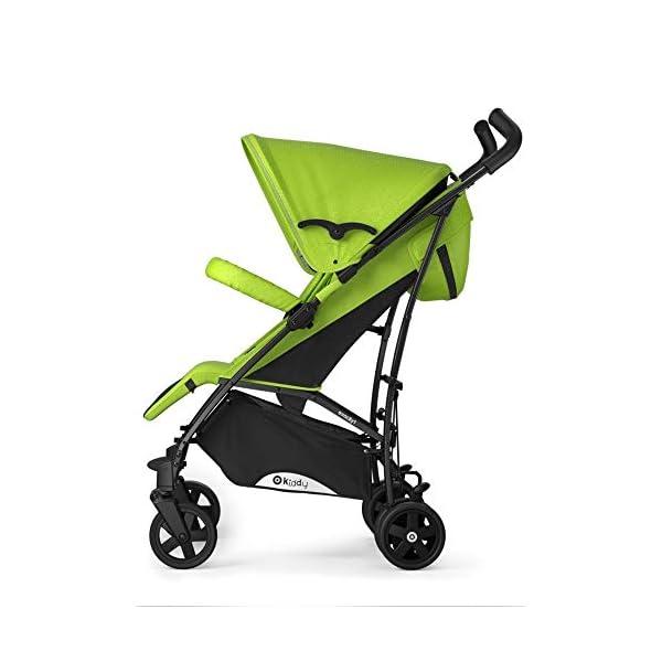 Kiddy Sportwagen Evocity 1 inkl. Getränkehalter Lime Green Kiddy  2
