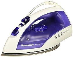 Panasonic NI-E510T 2320W Steam Iron, 220V (Non-USA Compliant)