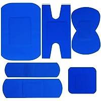 Blue Lion Pflaster für Erste-Hilfe-Pflaster, verschiedene Größen, 6 Stück preisvergleich bei billige-tabletten.eu