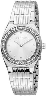 Esprit Spot Women's Silver Dial Stainless steel Analog Watch - ES1L148M