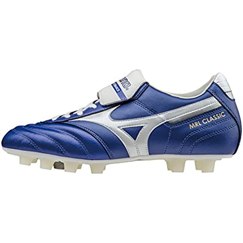 Bota Morelia Classic MD Blue-White Talla 9,5 USA