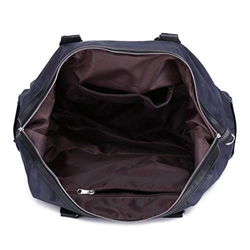 Bulk tote bag/nylon men's bag/business gepäck tasche/messenger umhängetasche-A A