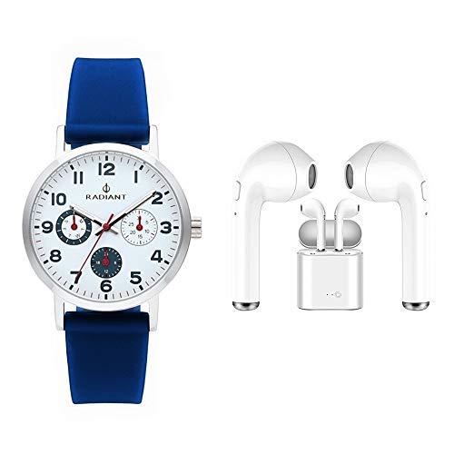 Radiant funtime orologio Unisex Analogico al Al quarzo con cinturino in Gomma RA448708