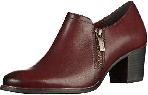 Tamaris - Zapatos De Mujer Con Rotura De Talón (burdeos)
