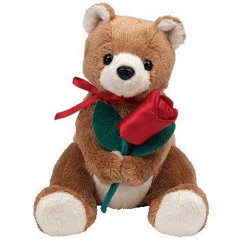 Ty - Peluche di Always, l'orsacchiotto di San Valentino, linea Beanie Babies